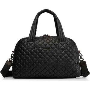 $265 MZ WALLACE Jimmy Bag Black Onyx NEW